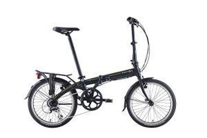 Dahon Vybe D7 Vélo Pliant Unisexe Gris