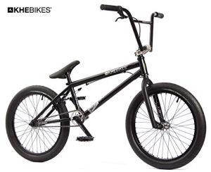 KHE Vélo BMX Silencer FC 20″ Affix Rotor Freecoaster moyeu Seulement 10,1kg (Noir)