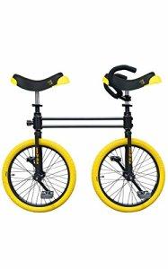 QU-AX Bi-Clown Vélo–Deux connecté Monocycle