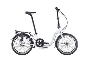 Dahon Ciao i7 Vélo Pliant Unisexe Blanc