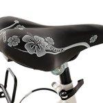 KS Cycling Papilio Vélo de Ville Blanc 26″