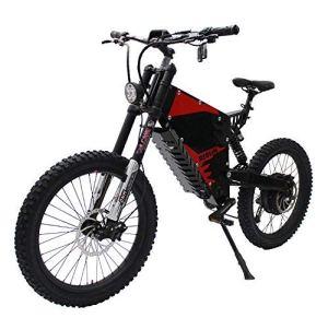 HYLH 72V 5000W FC-1 Vélo électrique électrique Puissant avec 72 V 35 Ah Li-ION Samsung NCR18650GA 3500 mAh cellules