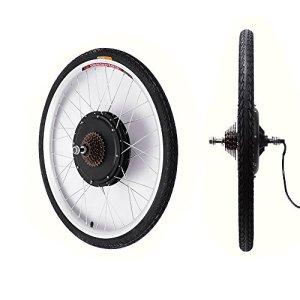 OBLLER Kit de Montage électrique pour vélo électrique 28″ 36 V/250 W 40 V/1000 W