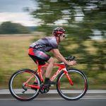 Vélos de Route Carbone, SAVA 700C Velo de Course Homme 22 Vitesses Shimano 105 5800 Group et Selle fizik Route (Rouge&Blanc, 500)