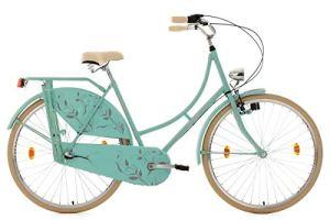 Ks Cycling Tussaud Vélo de ville Bellefleur Vert Menthe 28″