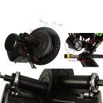 Pswpower 36V 350W VLCD5 TSDZ2 Kit kit Moteur Tongsheng E-Vélo Pedelec Vélo(Entrepôt Allemand)(AD) TSDZ2-36V-G