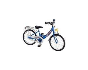 Puky ZL 16-1 Vélo de Football en Aluminium pour Enfant Bleu Taille Unique