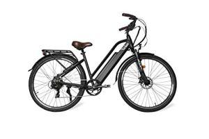 Vélo Électrique Cruiser 2, Noir
