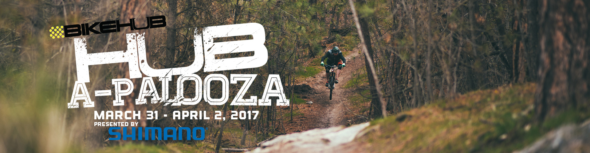 Hub-a-Palooza 2017 registration is UP!