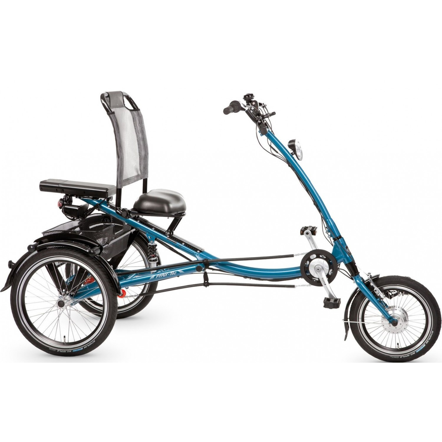Scooter Tricycle Electrique Trike