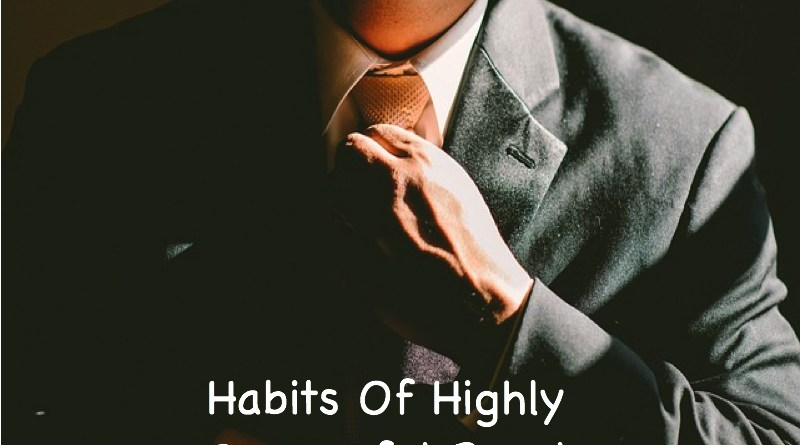 Habits Of Highly Successful People