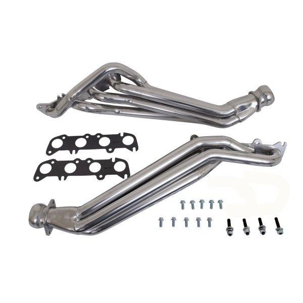 5 0 exhaust header steel longtube