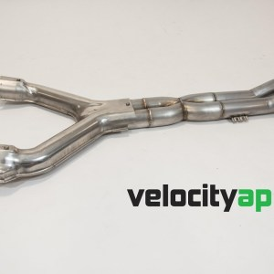 Aston Martin V8 Vantage Stainless X-Pipe Exhaust Center Section