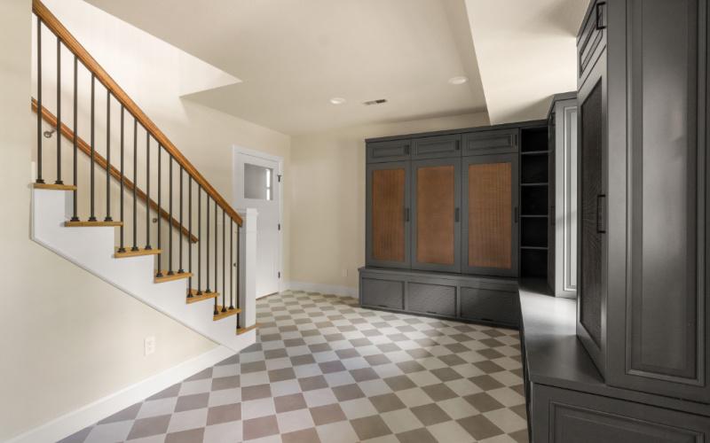 Velocity Built Foyer