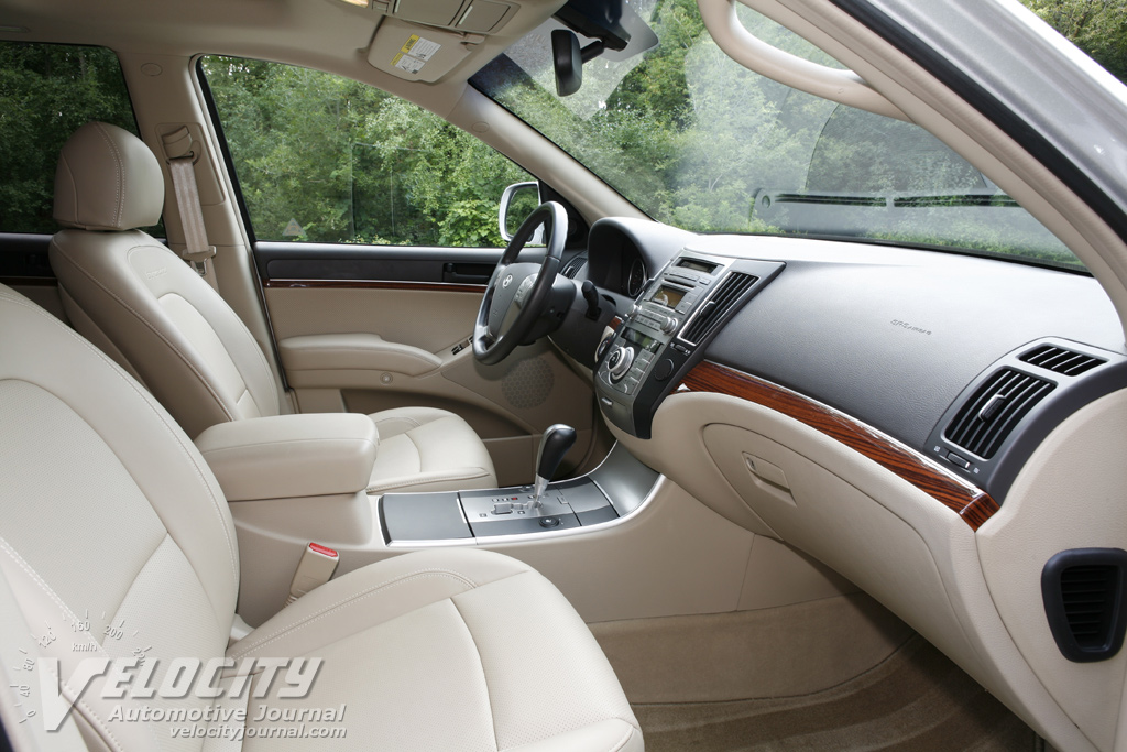 Hyundai Veracruz Interior Parts
