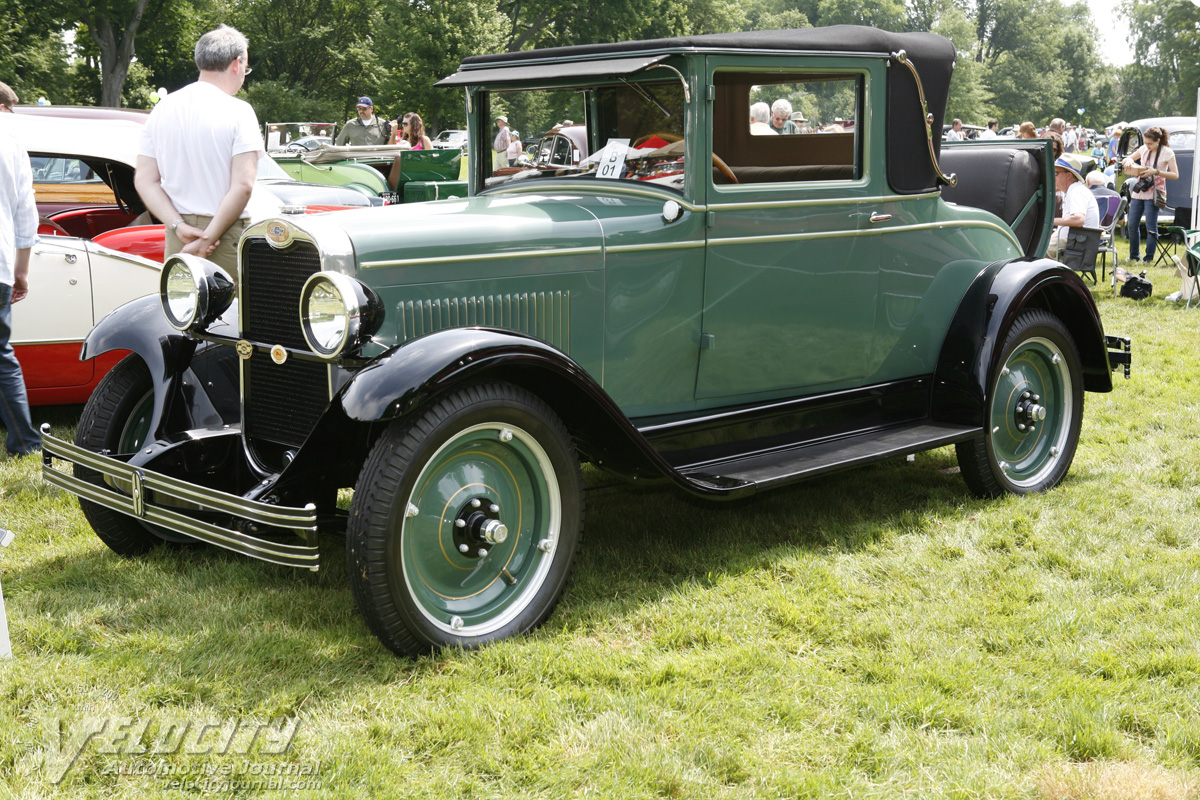1928 Cars Parts Coupe Chevy