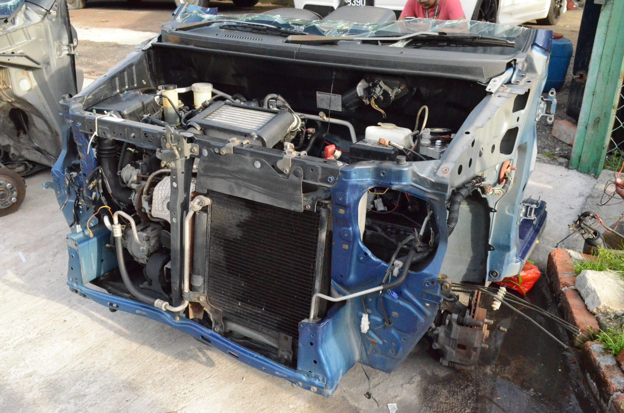 L9 move RS Halfcut triptronik 660 Turbo ef engine