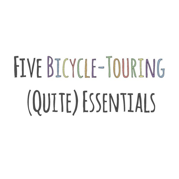 Five Essential Bike Touring Tips