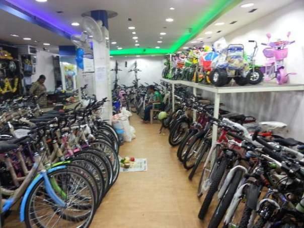 Cycle Shops Bangalore