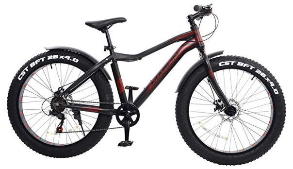 Best fat bikes in india