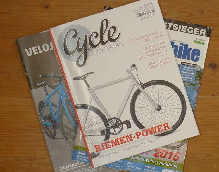 Cycle - Das Bike-und-Style_Magazin