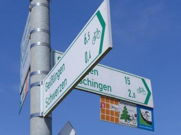 Die Südschwarzwald-Radweg führt rund 240 Kilometer sozusagen um den Schwarzwald herum.