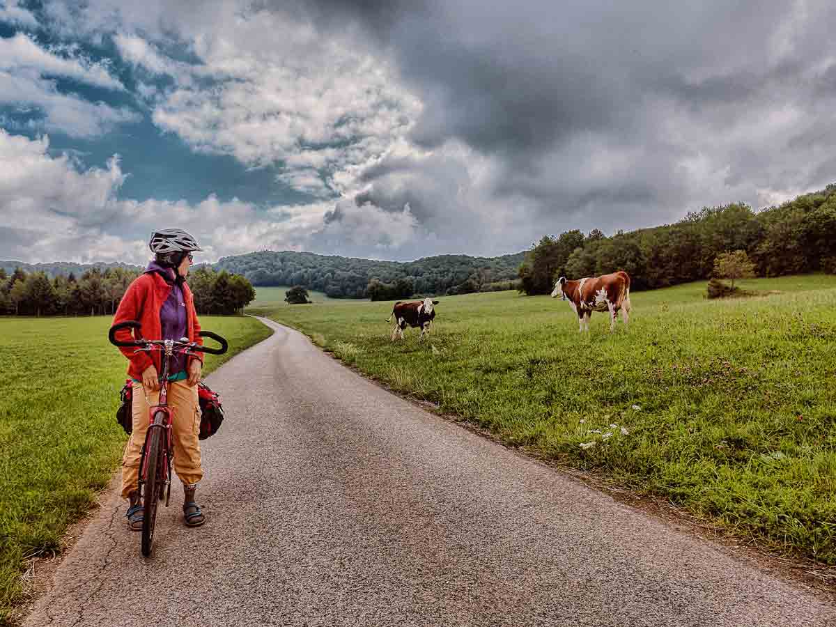 Jura, Franche-Comté, 26. Juli 2017 | © Dominik Thali