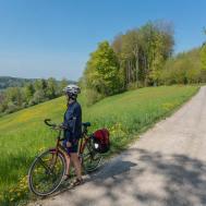 Blick ins Aargauer Surental.   © 2018 Dominik Thali