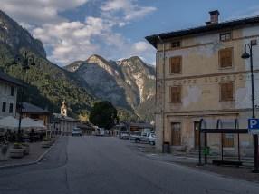 In Pontebba im Val Canale. | © 2018 Dominik Thali