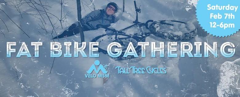 Fev 7 – Rassemblement fat bike Velo MSM/Tall Tree