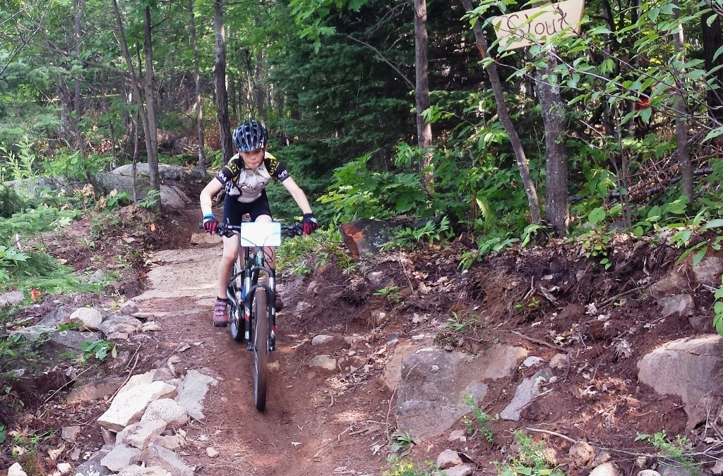 Mountain Biking Camp at Mont Ste-Marie