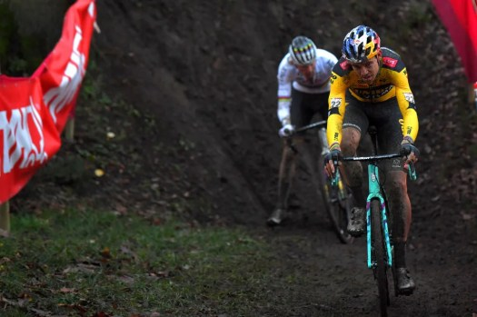 Wout van Aert takes extended break before CX season, uncertain of trip Stateside for world championships