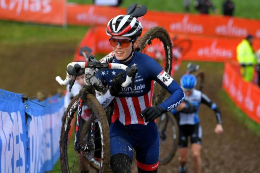 Q&A: Clara Honsinger is ready to tackle the 2021-22 cyclocross season