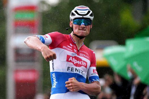 Uncertainty on Dutch worlds team: Anna van der Breggen won't defend TT title, Mathieu van der Poel undecided