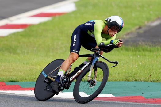 Toyko Olympics: Primož Roglič romps to time trial gold