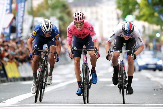 Neilson Powless sprints to first pro win at Clásica San Sebastián