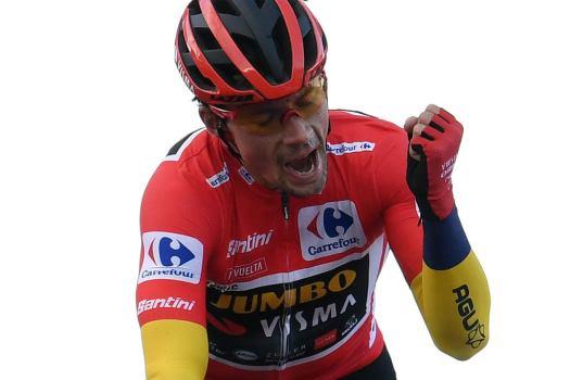 Can Primož Roglič join an elite club of three-time Vuelta a España winners?