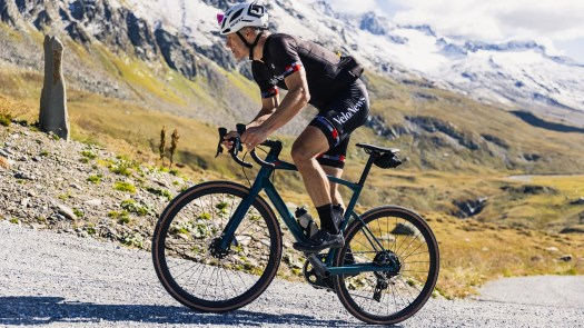 Review: BMC Roadmachine X One tested on Swiss gravel