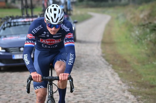 Mathieu van der Poel on Paris-Roubaix: 'I wasn't far off in worlds, a victory is possible'