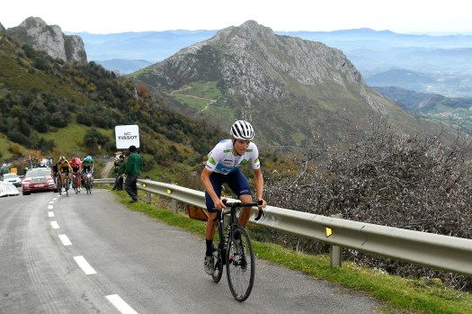 Do climbs like Gamoniteiru really make a difference in the Vuelta a España? We asked the riders