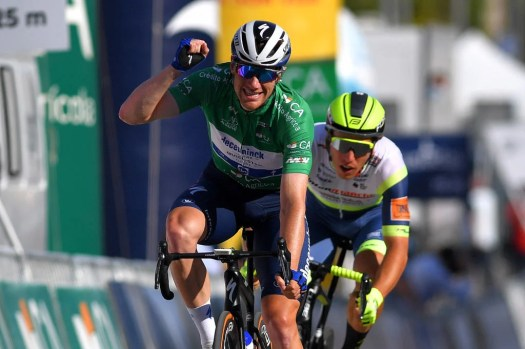 Patrick Lefevere promises packed schedule for Sam Bennett in final races with Deceuninck-Quick-Step