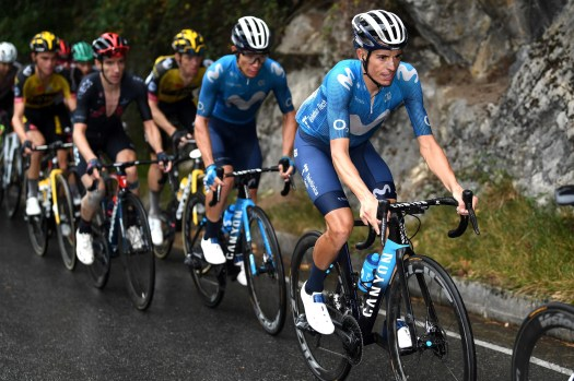 Jack Haig and Movistar primed for podium battle in waning days of Vuelta a España