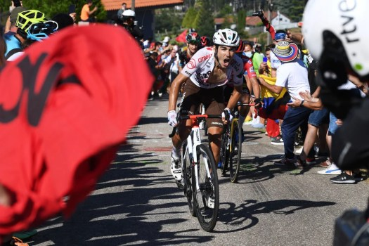 Vuelta a España: All your funny tweets about Clément Champoussin's heroic win