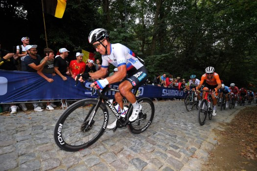 Peter Sagan on worlds: 'I didn't have legs to win'
