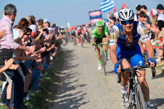 Ždenek Štybar: Strongest legs, not skills in the rain, will win Paris-Roubaix