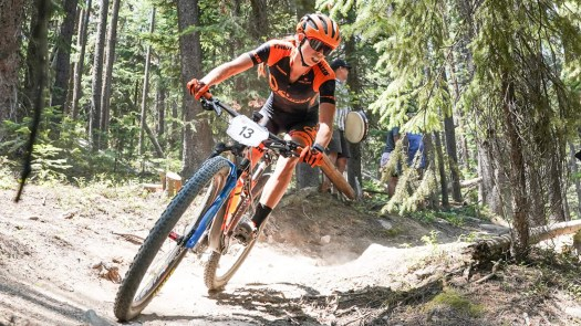 Workouts to improve you mountain-bike-specific fitness