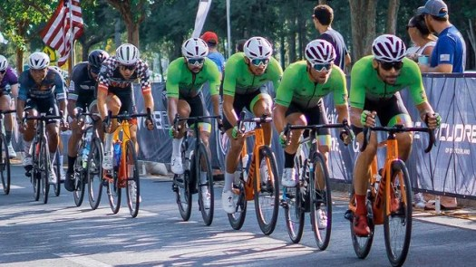 Michael Hernandez finds niche racing crits and directing Best Buddies Racing