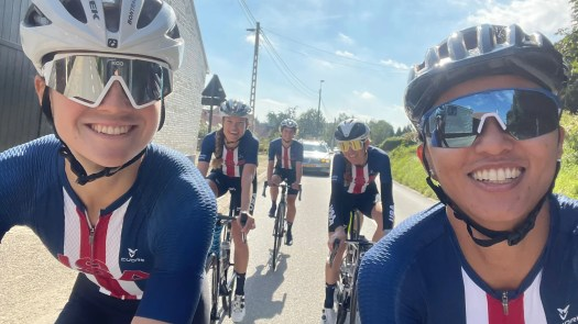 Lauren Stephens on worlds course: 'Leuven circuit feels like a big crit'