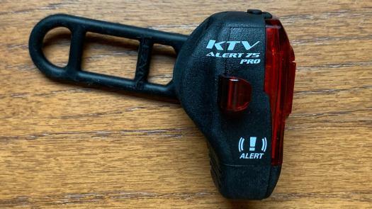VN tech ticker: Lezyne KTV Pro Alert Drive tail light, Strava 3D route builder