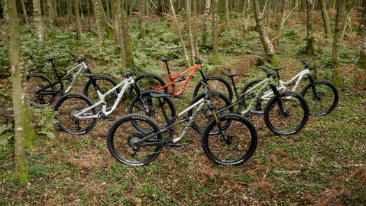 Canyon introduces 27.5, alloy, mixed-wheel, and kids Spectral models